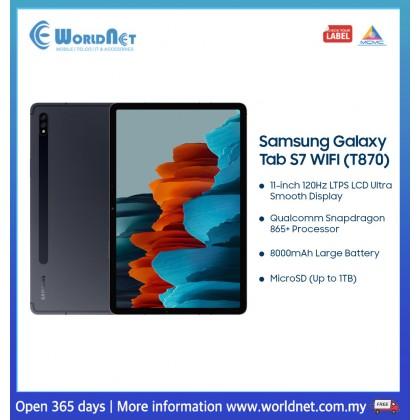 "Samsung Galaxy Tab S7 11"" 6GB RAM + 128GB ROM 8000mAh"