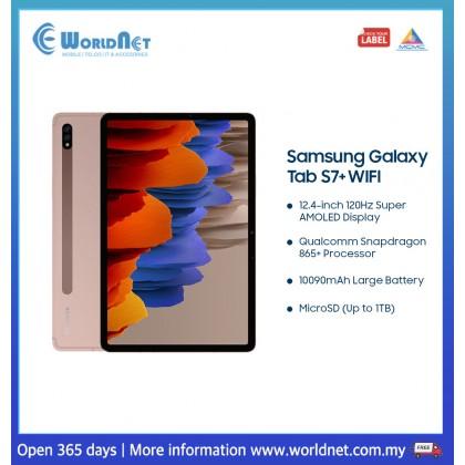 "Samsung Galaxy Tab S7+ 12.4"" 8GB RAM + 256GB ROM 10090mAh"